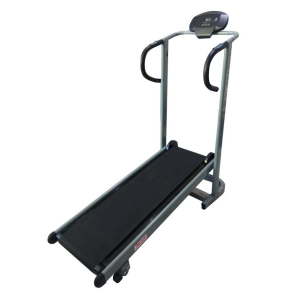 Monitor Display • Pulse • Calories • Time • Distance • Speed Running Belt : 35 cm x 115 cm Max. User Weight : 100 kg Nett Weight : 30 kg