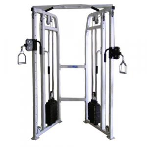 Ukuran: Panjang: 150cm Lebar: 85cm Tinggi: 200cm Cat Powder Coating (Anti Gores) Bahan terbuat dari besi dengan ketebalan 2.3mm Kuat dan kokoh Cocok untuk Home Use dan Fitness Center